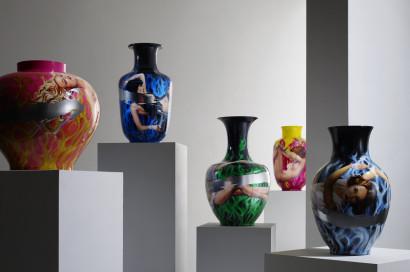 Gasoline Vases
