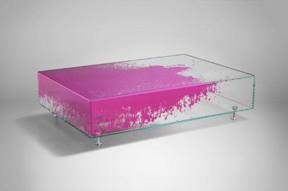 Monochrome Pink
