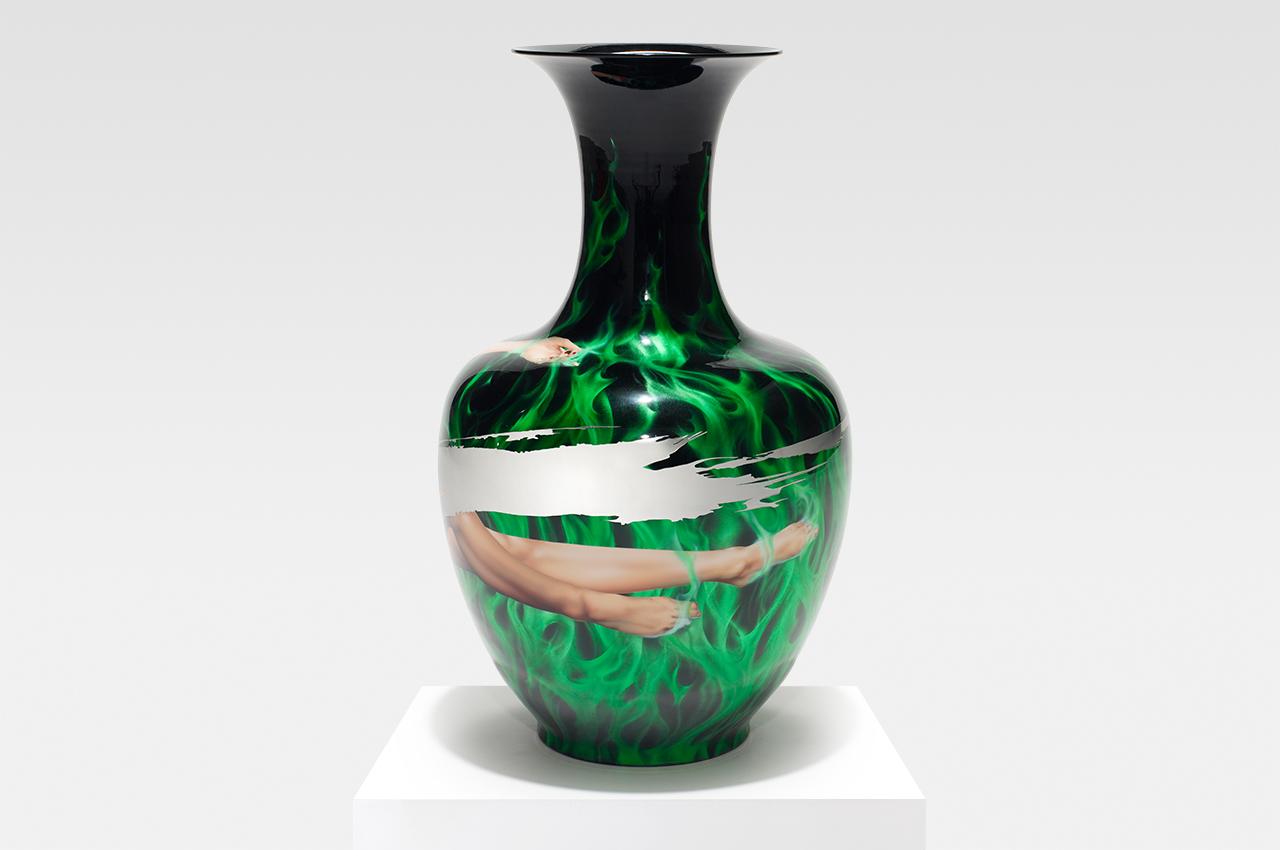 Gasoline Vase Acid Queen