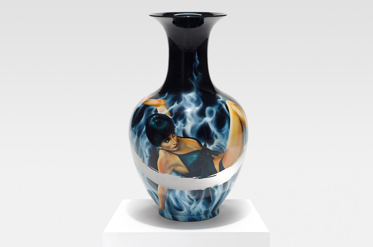 Gasoline Vase Daytona