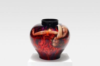 Gasoline Vase Pheonix